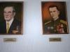 Памятные портреты Героев Советского Сожза