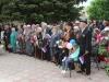Ветераны на митинге 9 мая г. Зерноград