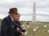 3 Головко Алексей Александрович возле Мемориала погибшим воинам на Каменке