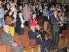 9 Концерт посвященный Дню Победы в актовом зале института