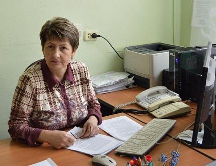 Лашина Тамара Ашотовна Начальник учебного отдела