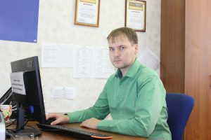 Креньтик Евгений Иванович Инженер по защите интеллектуальной деятельности 2 категории